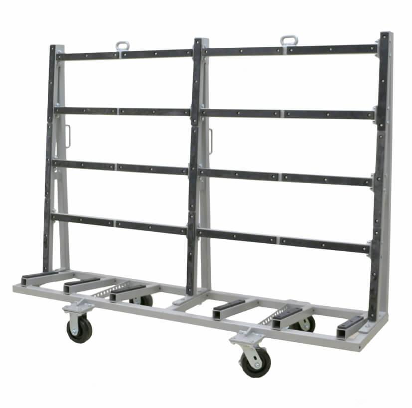 Single Sided Shop Cart – SSSC-7248